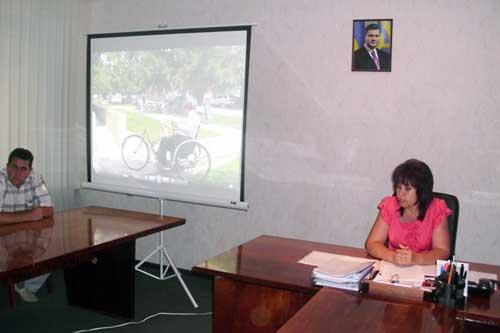 У Гребінці відбулося засідання районного Комітету доступності інвалідів до об'єктів соціальної інфраструктури
