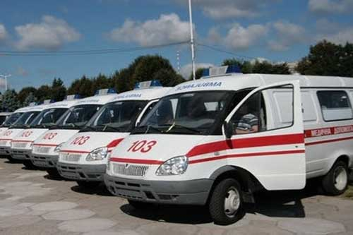 Керівники обласної ради зустрілися з бійцями санітарної роти Полтавщини