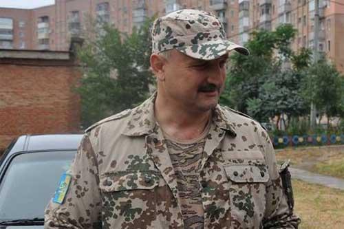 Голова обласної ради Петро Ворона добровільно поїхав воювати з терористами у зону АТО