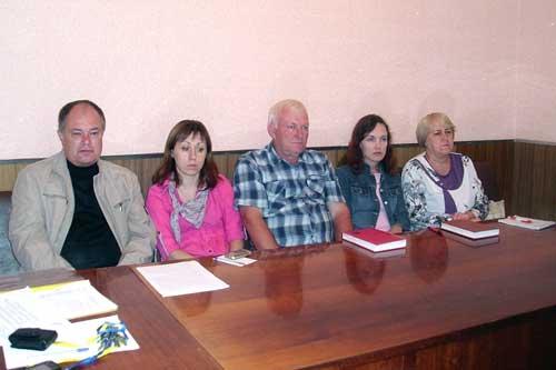 У Гребінці обговорили зміни до Конституції щодо децентралізації державної влади
