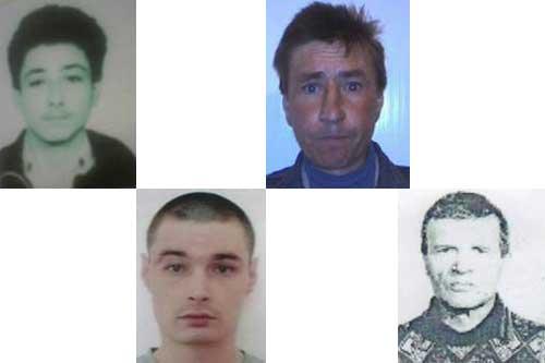 Гребінківський райвідділ міліції встановлює місцезнаходження злочинців
