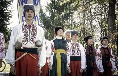 На Гребінківщині відбулися VIII юнацькі ігри «Козацькі забави-2014»