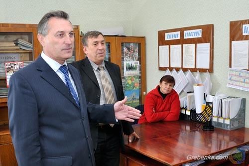 Кандидат в народні депутати України Оробей Віктор Андрійович відвідав з робочою поїздкою Гребінківщину (ФОТО)