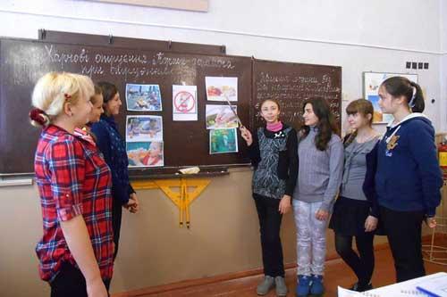 У навчальних закладах Гребінківщини відбувся Тиждень знань з основ безпеки життєдіяльності
