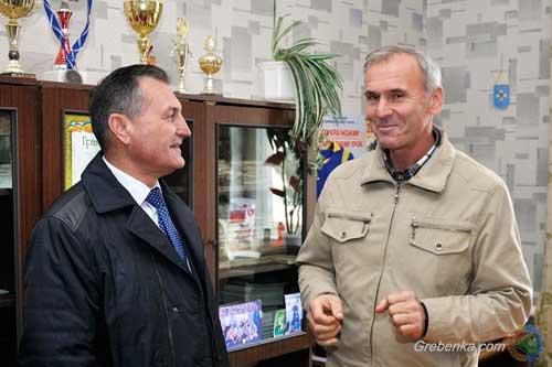 23 жовтня Віктор Оробей провів серію зустрічей з виборцями Гребінківщини