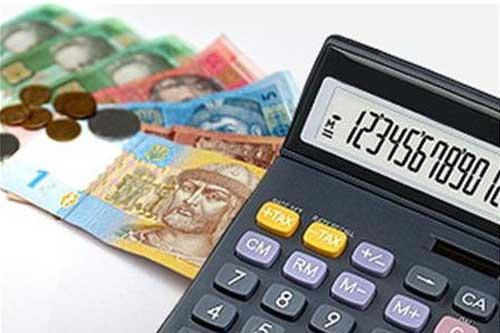 На Полтавщині середня зарплата становить 3 тис.118 грн