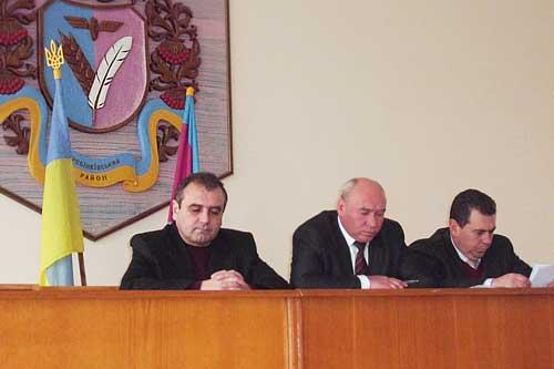 У Гребінці відбулася позачергова сесія районної ради