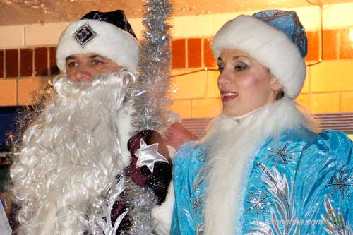 Урочисте відкриття новорічної ялинки Гребінки заплановано на 26 грудня