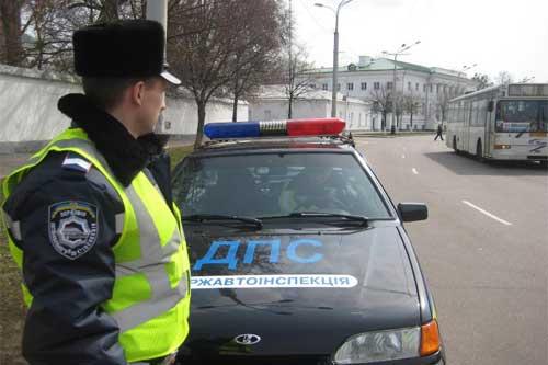 Працівники Державтоінспекції Полтавщини провели комплекс заходів під умовною назвою «Автомобіль»