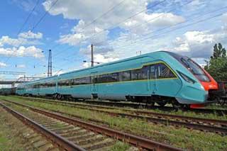 Львівська залізниця хоче купити дизель-поїзд Крюківського вагонзаводу