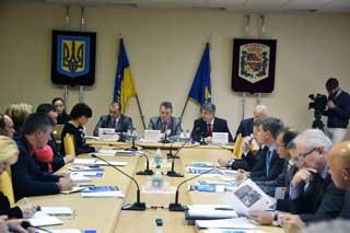 В Полтаві підписали тристоронню угоду щодо здійснення проекту «Реформа управління на сході України»