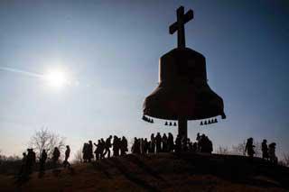 Перший в Україні пам'ятник жертвам Голодомору з'явився на Полтавщині