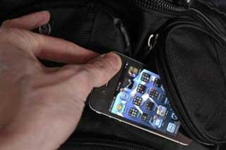 На Полтавщині затримали 25-річного чоловіка, який в одному з електропоїздів вчинив крадіжку мобільного телефону